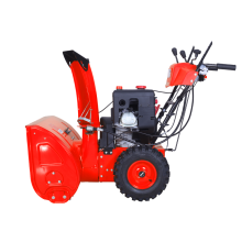 Hot-selling 6KW Snow Blower with Lamp in 2021