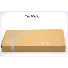 45g blocos chineses misturados e orgânicos do chá do puer