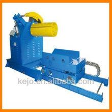 shanghai production hydraulic decoiler machine