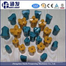 Para la perforación de la roca del tipo de la explotación minera (35-76m m)