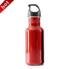 Botella de agua al aire libre salvaje