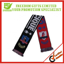 2017 Hot Sell Best Quality Sports Fan Scarf