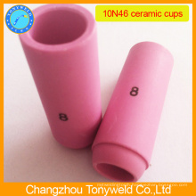 10N46ceramic nozzle for tig torch