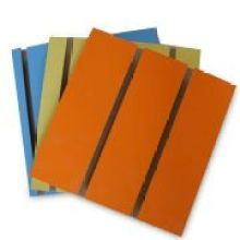Cheap Slatwall/Coloured Slotted MDF/Laminated Slatwall