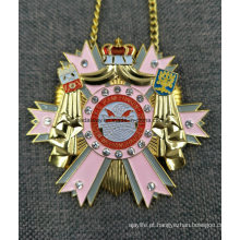 Personalizado Die Casted Grande medalha de medalha de Alemanha
