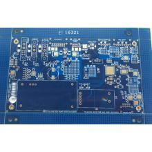 Best Quality for Supply Various Prototype PCB,2 Layer Eing Board,Supply Board PCB,Black Prototype PCB of High Quality 2 layer blue solder power control board export to Spain Supplier