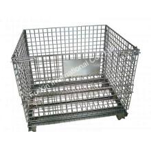 Cage en acier robuste haute performance