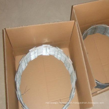 Carton Packing Cbt-65 Concertina Razor Blade Wire Fencing