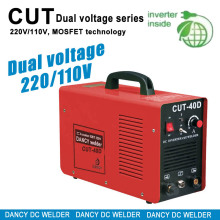 Plasma cutter welder Dual voltage CUT-40D