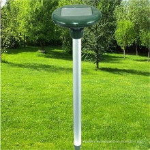 Outdoor-Ultraschall-Garten-Pest-Nagetier-Ratte / Schlange Repeller