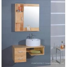 Meubles de Cabinet de salle de bains en bois (B-230)