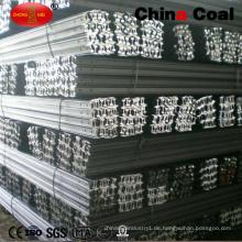Material-12kg Stahlschiene Q235 mit konkurrenzfähigem Preis