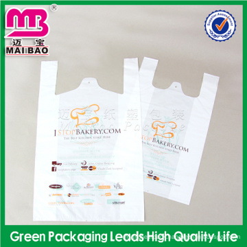 Heat sealing reach food grade no-toxic material plastic food takeaway bags Guangdong factory