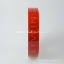Red Mirco Prismatic Reflective Tape with ECE 104r for Truck