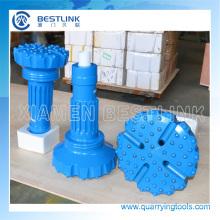 DTH Ql80 de broca de taladro de Xiamen Bestlink
