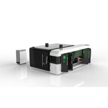 Fiber Laser Metal Sheet and Tube Cutting