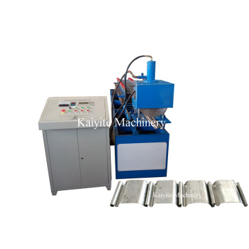 Galvanized Fire Rated Roller Shutter Strip Door Machine
