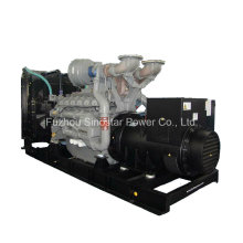 Diesel Generator Set 1200 Kw with Perkins Engines 4012-46tag2a