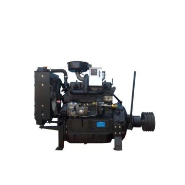 China Cheap price for K4100ZP Engine 55HP Ricardo Series Engine With Pto Clutch export to Pakistan Factory
