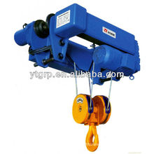 Wireless remote control wire rope electric hoist for sale