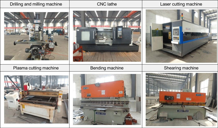 machining equipment