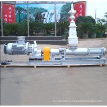 Vente chaude avec la pompe de vis du moteur G Singe