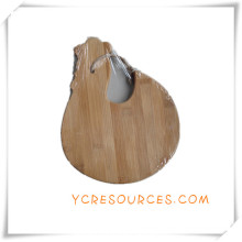 Bamboo Chopping Board Cutting Board for Promotional Gifts (HA88012)