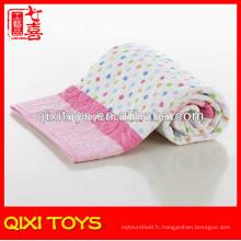Couvertures confortables de bébé de couverture de bébé pour les nouveaux-nés