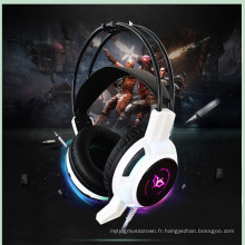 Super Bass Noice Canceling Colorful Game Stereo Headphone (K-901)