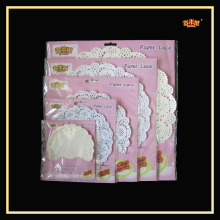 High Quality Promotional Eco-friendly Foil Doilies