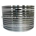 flat aluminium strip