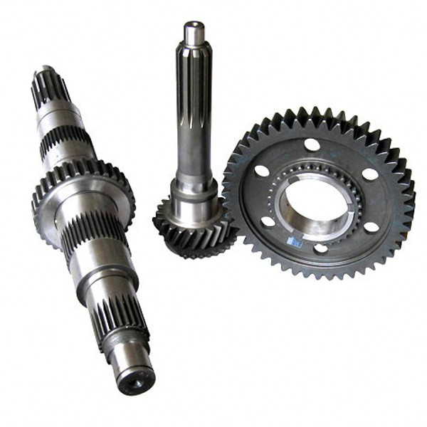 stainless steel gear and shaft for agriculture