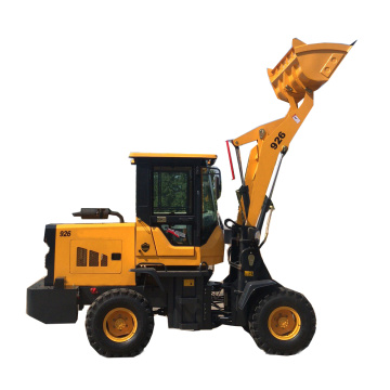 OEM/ODM China for Skid Steer Loader Construction Diesel Mini Front Loader Price supply to Ethiopia Suppliers