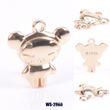 Fashionable Customized Tag Pendant for Handbags Decoration