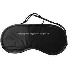 Cómoda máscara de ojos negros para dormir
