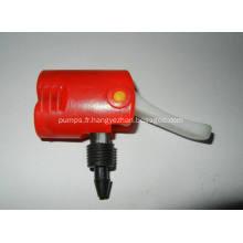 Mini pièces de vélo de mini buse de gaz de pompe