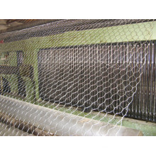 Gabion Cage para Flood Banking