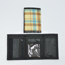 600D Promotion Wallet with Nice Printing