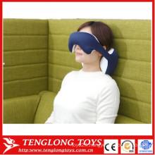 Réduire le stress massage sain des yeux sain masque des yeux