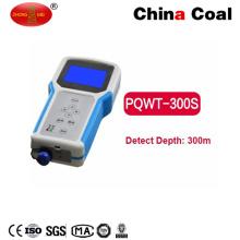 Pqwt-300С 300м подземных обнаружения утечки воды метр