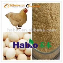 Camadas de ovo Especializada Multi-enzima, Galinha poedeira de ovos Pato de postura
