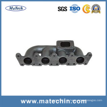 Gute Qualität Precision Turbo Auspuff Verteiler Eisen Guss