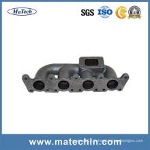 Bonne qualité Precision Turbo Exhaust Manifold Iron Casting