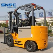 2T Electric Forklift Dengan Side Shifter