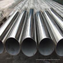 China Tubería inconsútil popular del acero inoxidable
