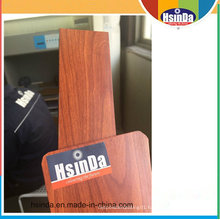Customized Wood Effect/ Wooden Grain Powder Coating Applied by Heat Transfer Process