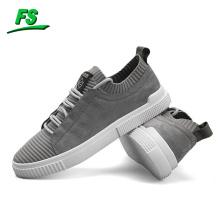 2018 jeunesse tendance nouvelle mouche tricot chaussures de skateboard respirant chaussettes occasionnels