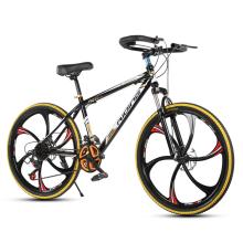 "26"" 21 Speed Mountain Bike with Double Disc Brakes"