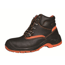 Dual Density Protective Shoes Safety Shoes With Steel Midsole And Toe
