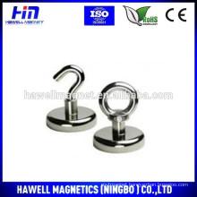 strong screw thread M3,M4,M6, M8, Pot Holding Magnet hot sale